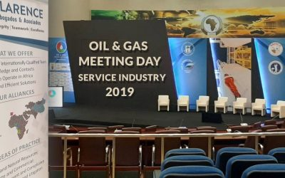 OIL & GAS Meeting Day – Service Industry 2019